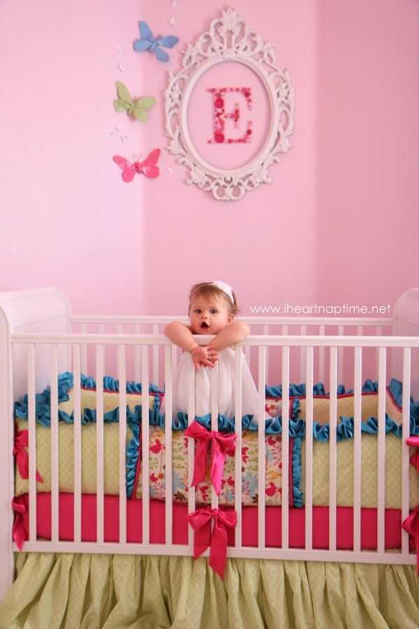 Baby Girl Bedroom Decor 30 Amazing Diy Nursery Ideas