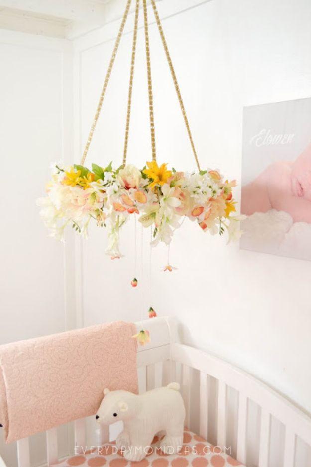 Baby Girl Bedroom Decor 34 Diy Nursery Decor Ideas for Girls