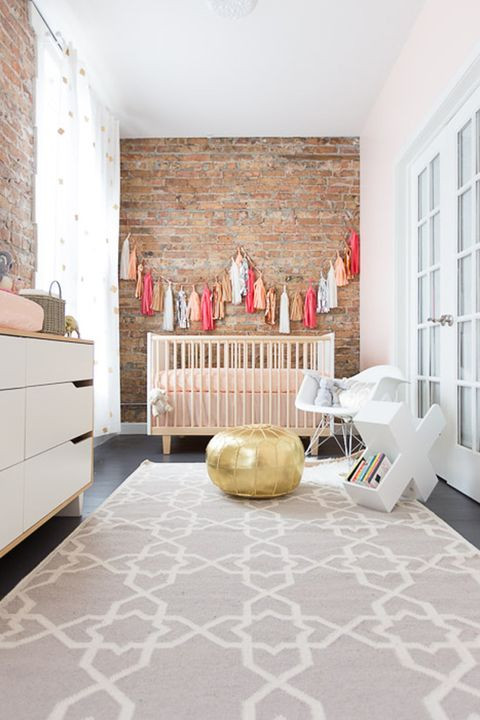 Baby Girl Bedroom Decor 7 Cute Baby Girl Rooms Nursery Decorating Ideas for Baby Girls