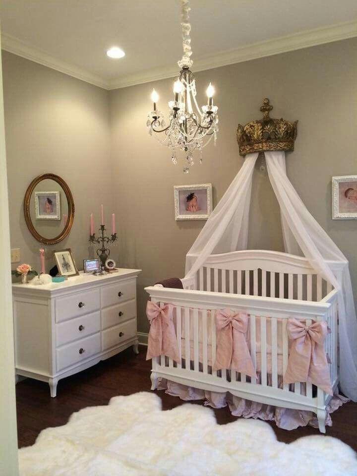 Baby Girl Bedroom Decor √ 27 Cute Baby Room Ideas Nursery Decor for Boy Girl and