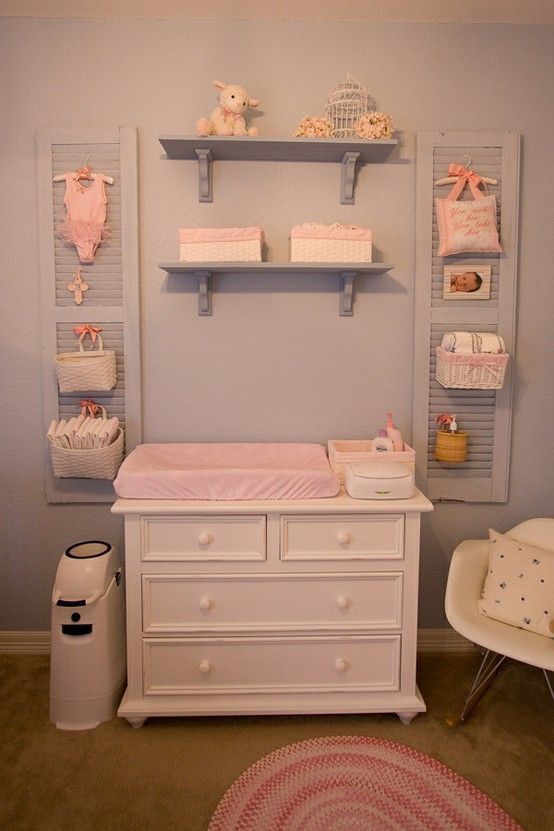 Baby Girl Bedroom Decor √ 33 Most Adorable Nursery Ideas for Your Baby Girl
