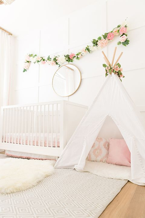 Baby Girl Bedroom Ideas 15 Best Nursery Ideas How to Decorate A Girl or Boy Baby S