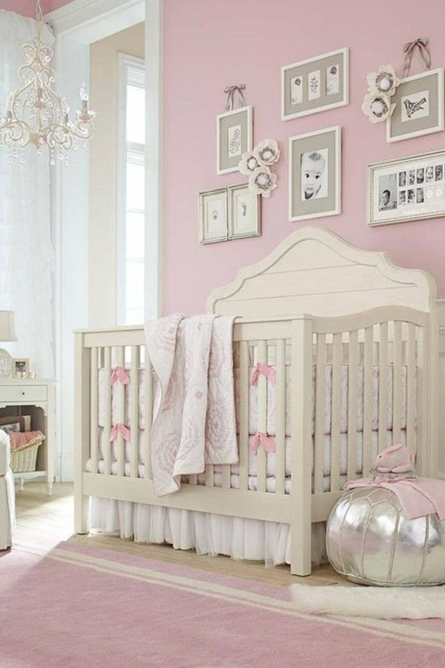 Baby Girl Bedroom Ideas 23 Baby Girl Nursery Ideas that are so Dreamy