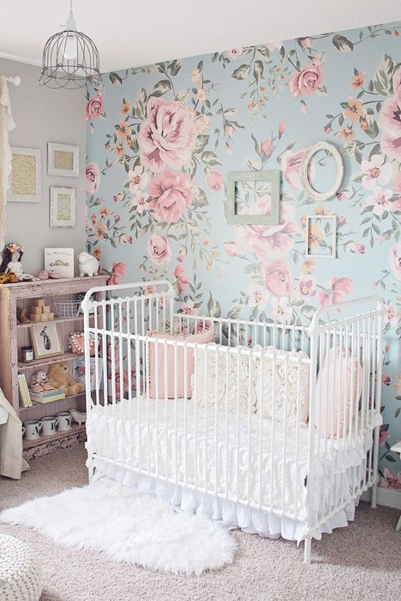 Baby Girl Bedroom Ideas √ 33 Most Adorable Nursery Ideas for Your Baby Girl