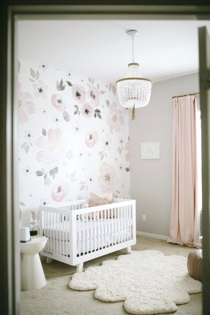Baby Girl Bedroom Ideas Baby Girl Nursery Decorating Ideas Bagirl Rooms
