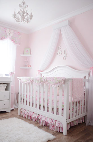 Baby Girl Bedroom Ideas Baby Girl Nursery Ideas Pink Baby Nursery