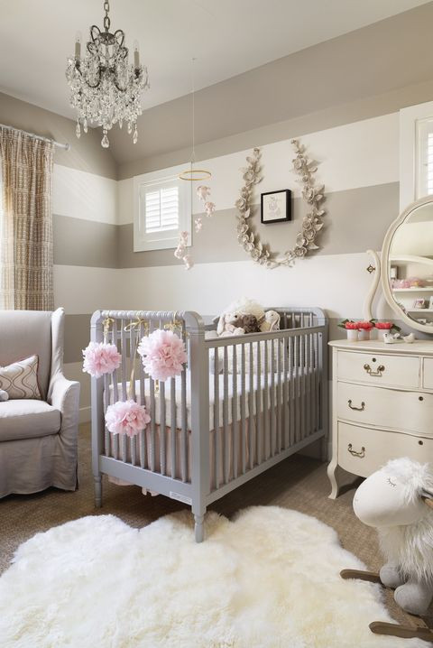 Baby Girl Bedroom Ideas Chic Baby Room Design Ideas How to Decorate A Nursery