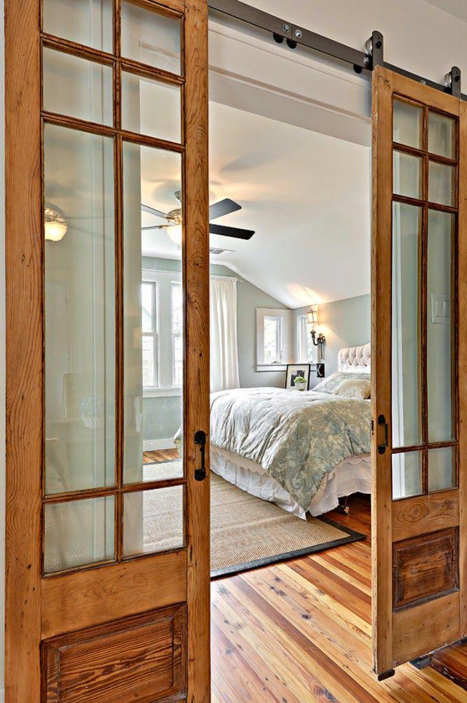 Barn Doors for Bedroom 20 Fabulous Sliding Barn Door Ideas