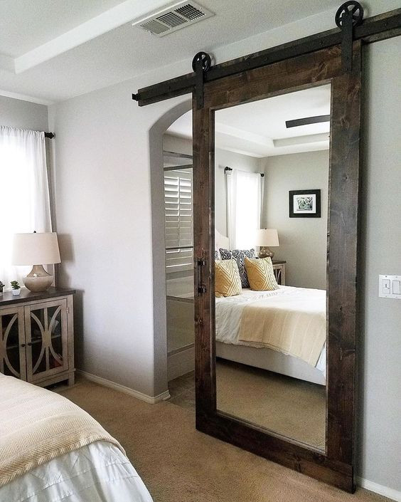 Barn Doors for Bedroom 25 Amazing Barn Door Ideas In 2020