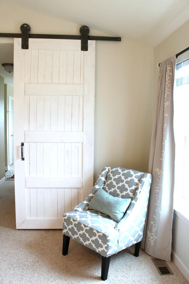 Barn Doors for Bedroom Diy Barn Door for A Master Bedroom — Colors and Craft