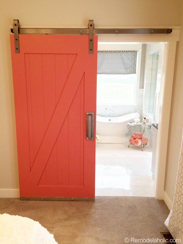 Barn Doors for Bedroom Remodelaholic