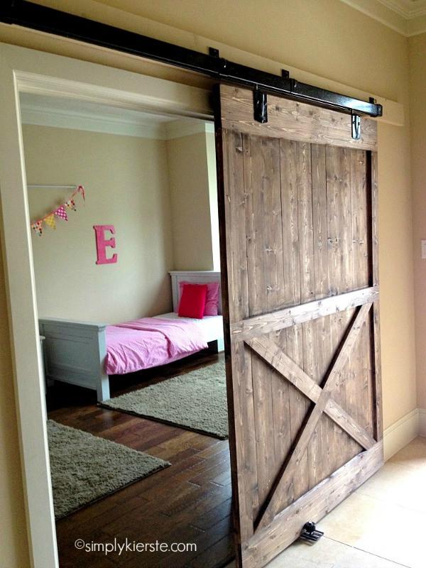 Barn Doors for Bedroom Sliding Barn Door Ideas to Get the Fixer Upper Look