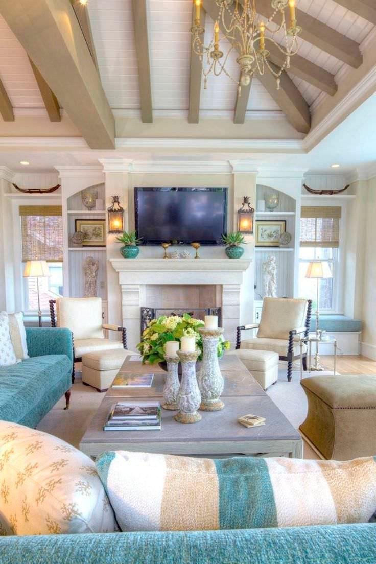 Beach House Living Room Decor 29 Living Room Interior Design