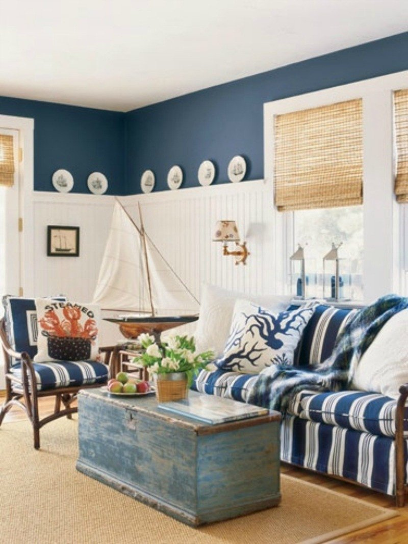 Beach House Living Room Decor 40 Chic Beach House Interior Design Ideas Loombrand