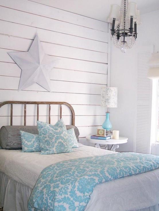 Beach theme Bedroom Decor 49 Beautiful Beach and Sea themed Bedroom Designs