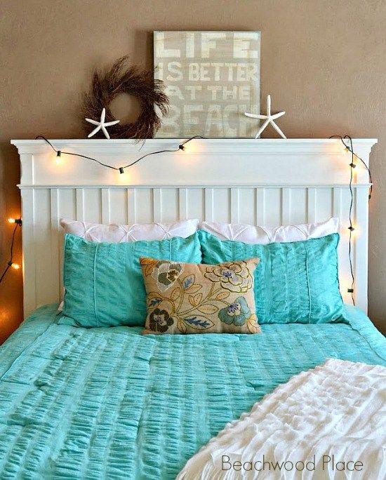 Beach theme Bedroom Decor Awesome the Bed Beach themed Decor Ideas