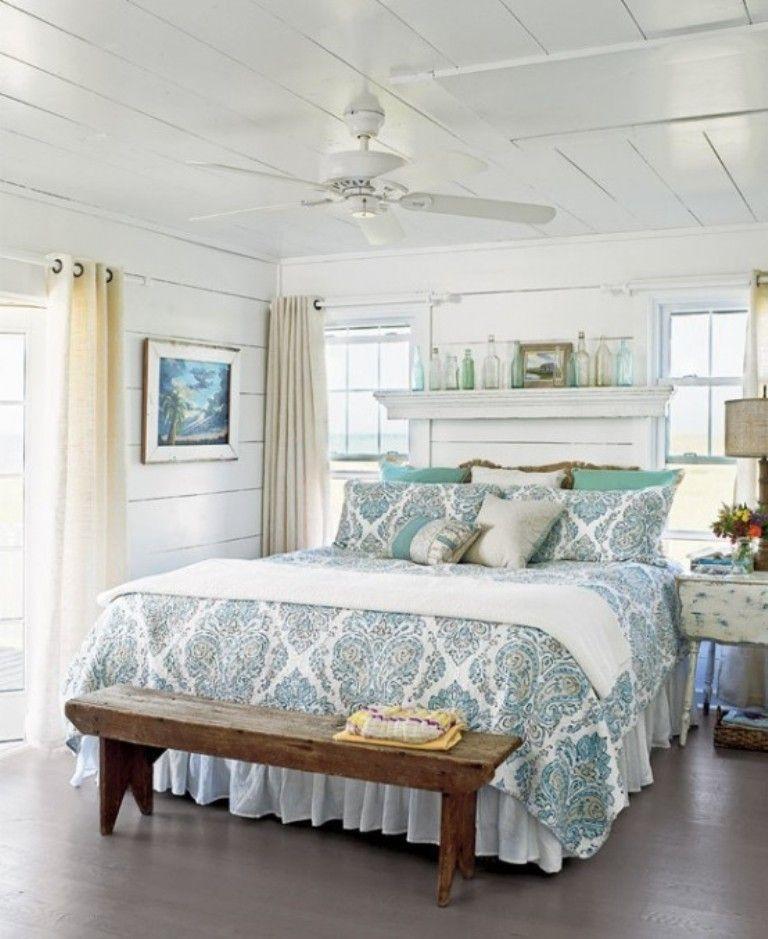 Beach theme Bedroom Decor Beach themed Rooms