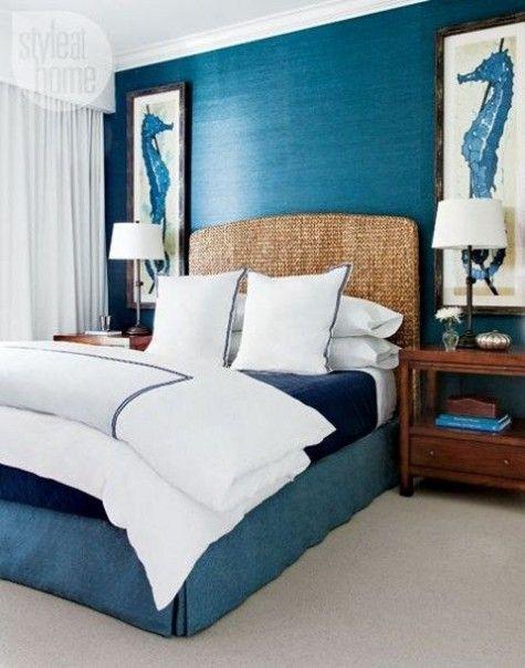 Beach themed Bedroom Accessories Coastal Bedroom Designs