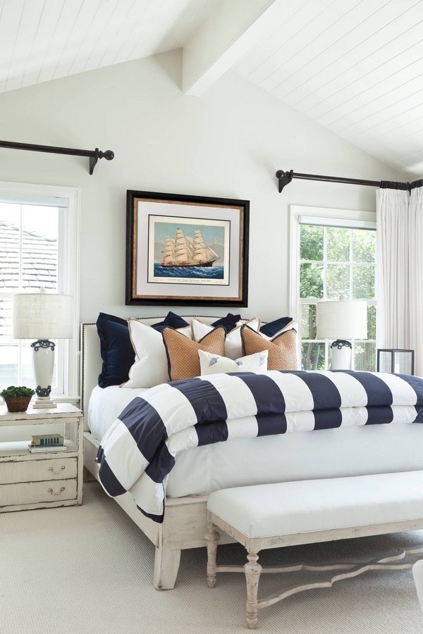 Beach themed Bedroom Furniture Beach themed Bedroom Design Ideas that Invite the Sea Into
