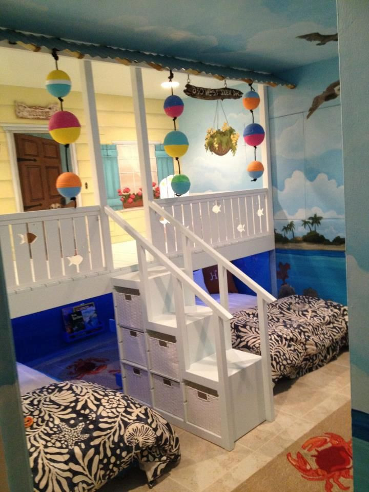 Beach themed Kids Bedroom How to Choose the Best Beach Home Decor