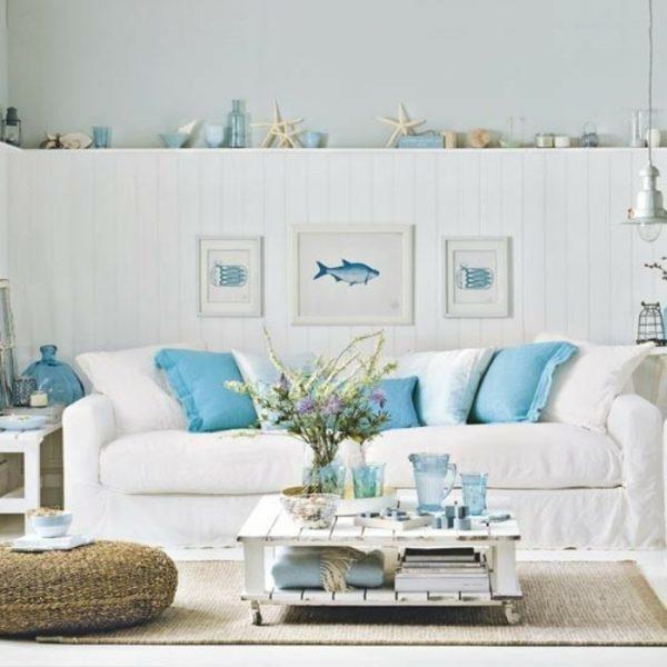 Beach themed Living Room Decor Beach Style Living Room Ideas Little Piece Me