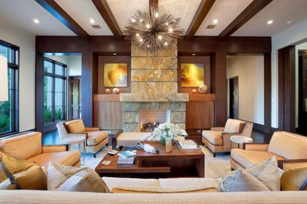 Beautiful Comfortable Living Room 18 Beautiful & fortable Living Room Design Ideas