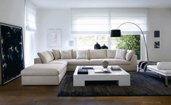 Beautiful Contemporary Living Room 25 Beautiful Modern Living Room Interior Design Examples
