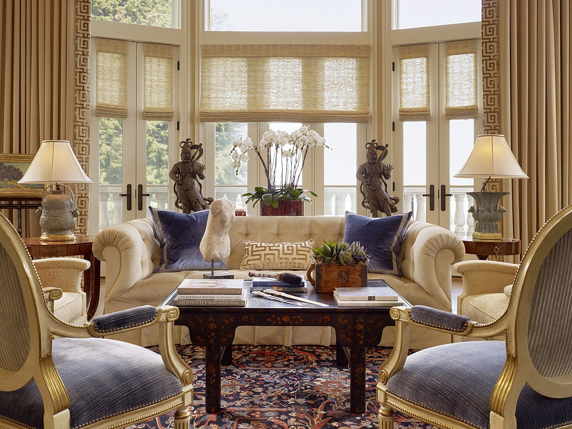 Beautiful Traditional Living Room 5 Living Rooms that Prove the Power Of Symmetry