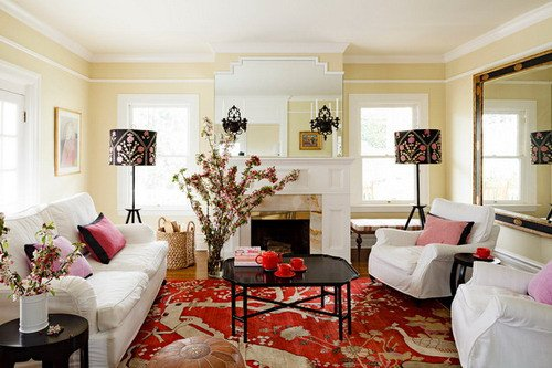 Beautiful Traditional Living Room Easy Tips to Design the Perfect Living Room Interiors