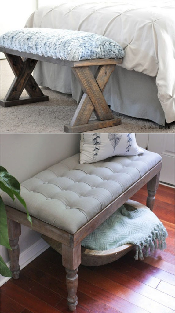 Bedroom Bench with Back 21 Gorgeous Easy Diy Benches Indoor & Outdoor A Piece