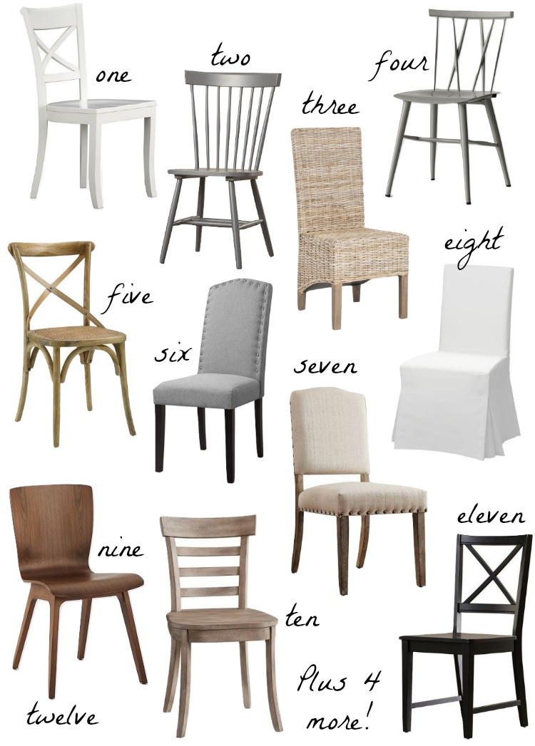 Bedroom Chairs for Sale 15 Inexpensive Dining Chairs that Don T Look Cheap