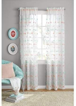 Bedroom Curtains at Walmart Baby