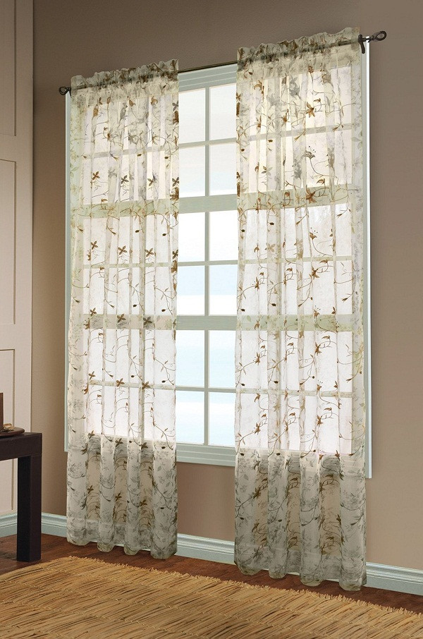 Bedroom Curtains at Walmart Sheer Curtains at Walmart — Williesbrewn Design Ideas From