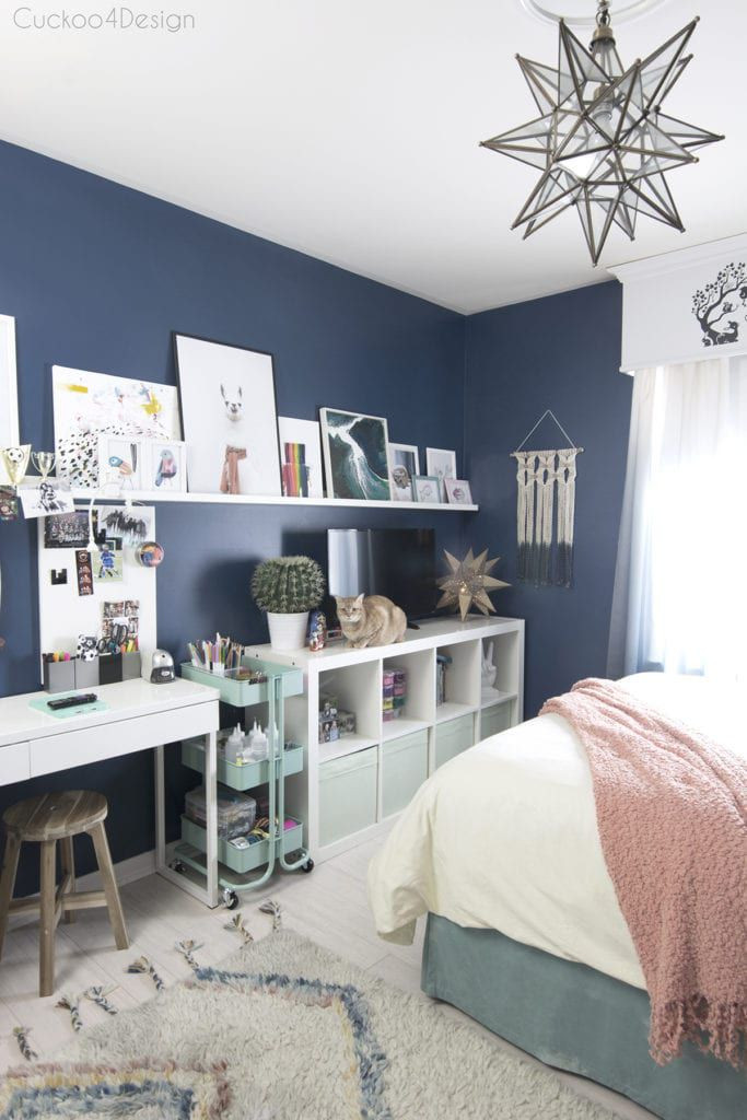 Bedroom Decor for Teenage Girl 22 Cool Room Ideas for Teens