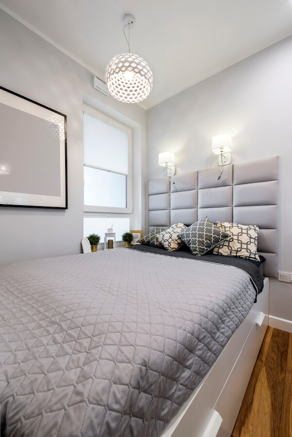 Bedroom Designs for Small Rooms 22 Stylish Small Bedroom Design Ideas