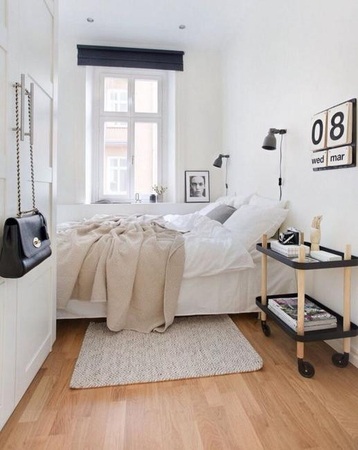 Bedroom Designs for Small Rooms Narrow or Small Rooms Bedroom Design Ideas
