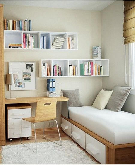 Bedroom Designs for Small Rooms Smart Space Small Room Decor Ideas for when You Re Short On