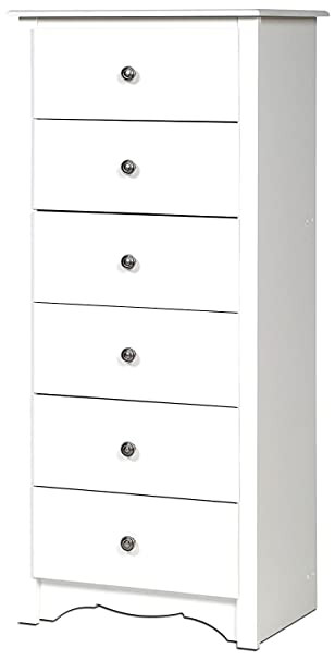 Bedroom Dressers and Chests Amazon White Dresser Chest 6 Drawers Tall Narrow