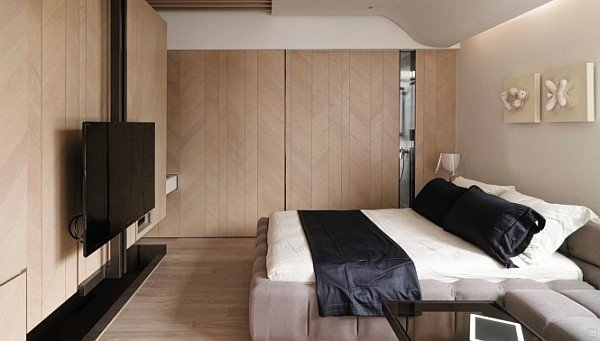Bedroom Ideas Small Living Room Small Apartment Design Over Es Space Problems & Clutter