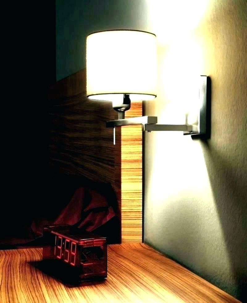 Bedroom Reading Light Wall Mounted Wall Mounted Bedside Lamps – Stradunfo