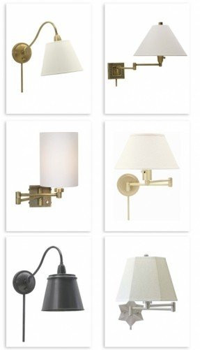 Bedroom Reading Light Wall Mounted Wall Mounted Bedside Lights Ideas On Foter