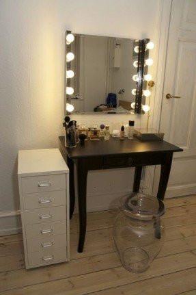 Bedroom Vanities with Light 50 Best Makeup Vanity Table with Lights Ideas On Foter