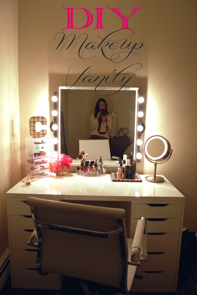 Bedroom Vanities with Light Small Bedroom Vanity On A Bud with Use Vanity Table Also