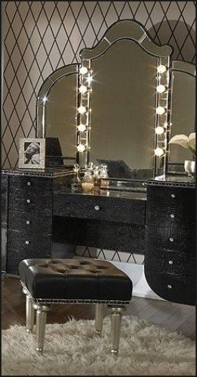 Bedroom Vanity with Light Bedroom Vanity Sets with Lights Ideas On Foter