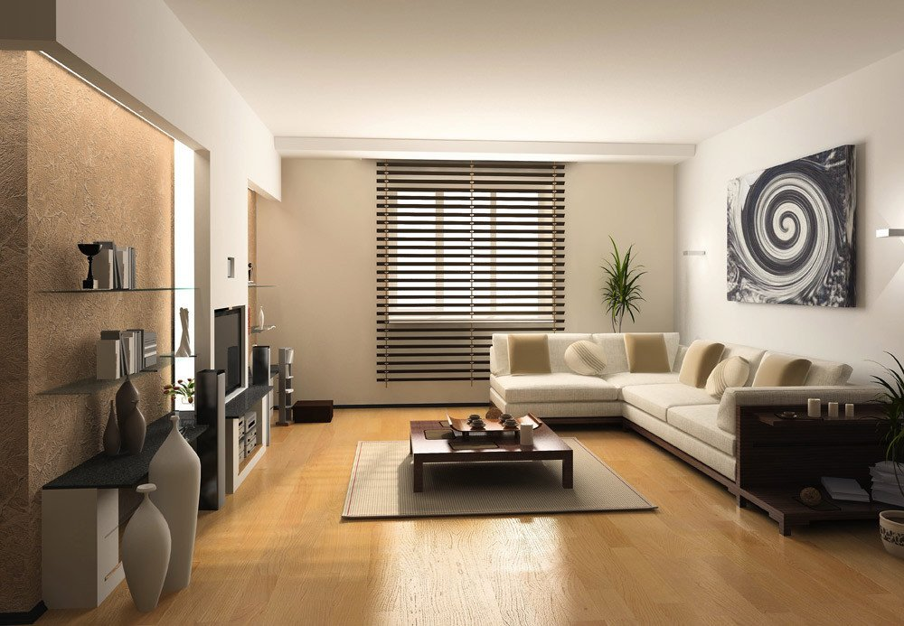 Beigh Modern Living Room Decorating Ideas Interior Decorating Ideas On Small Living Room Paint