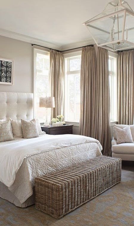 Best Curtains for Bedroom 35 Spectacular Bedroom Curtain Ideas the Sleep Judge