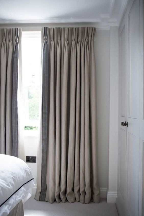 Best Curtains for Bedroom Curtains with Borders