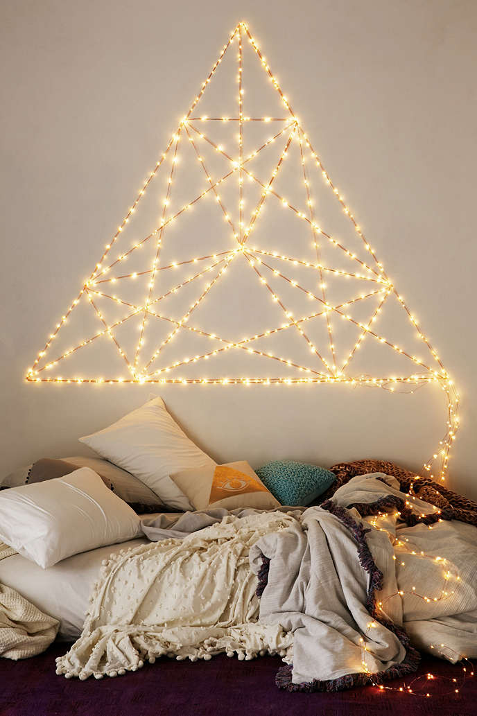 Best String Light for Bedroom 33 Best String Lights Decorating Ideas and Designs for 2020
