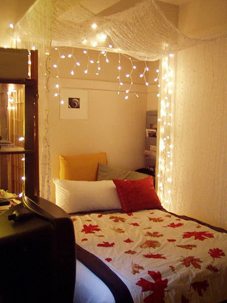 Best String Light for Bedroom 46 Awesome String Light Diys for Any Occasion