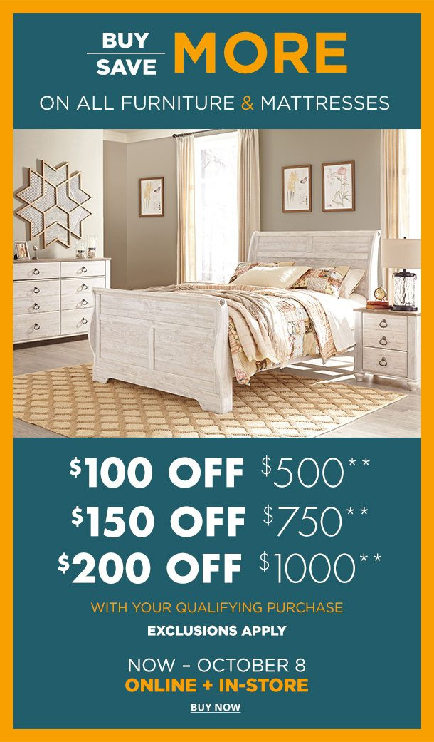 Big Lots Bedroom Furniture Coupon Inside Buy More Save More On Furniture Big Lots